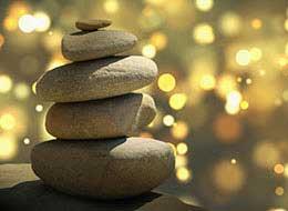 Kurzzeit-Coaching Selbstbewusstsein, Ankerbild Balancesteine