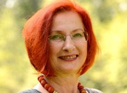 Porträtbild von Gabriele Kleefeld